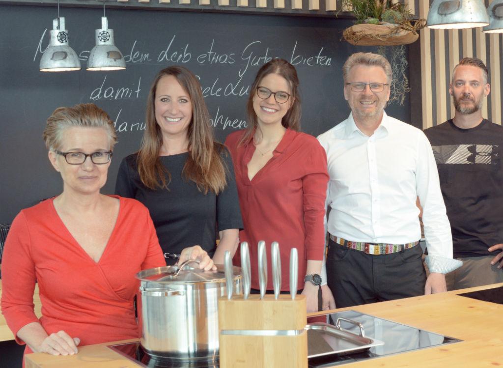 Team ewe Küchenstudio Mödling